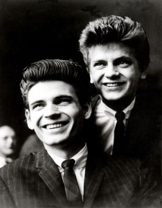 Foto Budie Theater Productions inzake The Everly Brothers
